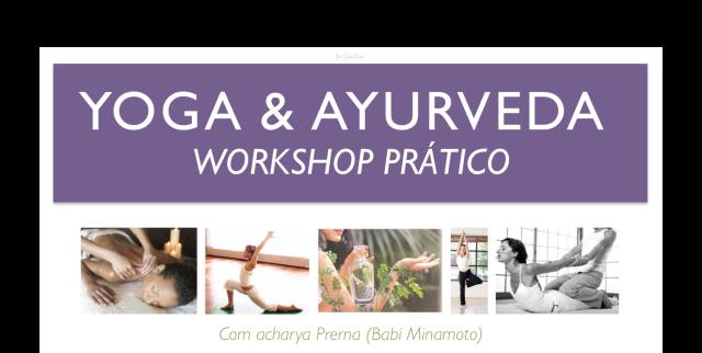 TOP Wkshop Yoga & Ayurveda