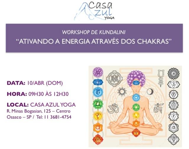 Workshop Kundalini